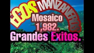 Lalo Tzul y Su Jacarandosa Ecos Manzaneros  Mosaico Chiquilla Cariñosa Año 1983   mp3