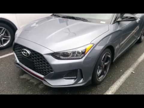 2019 Hyundai Veloster finally arriving in Vancouver Mai June 2018