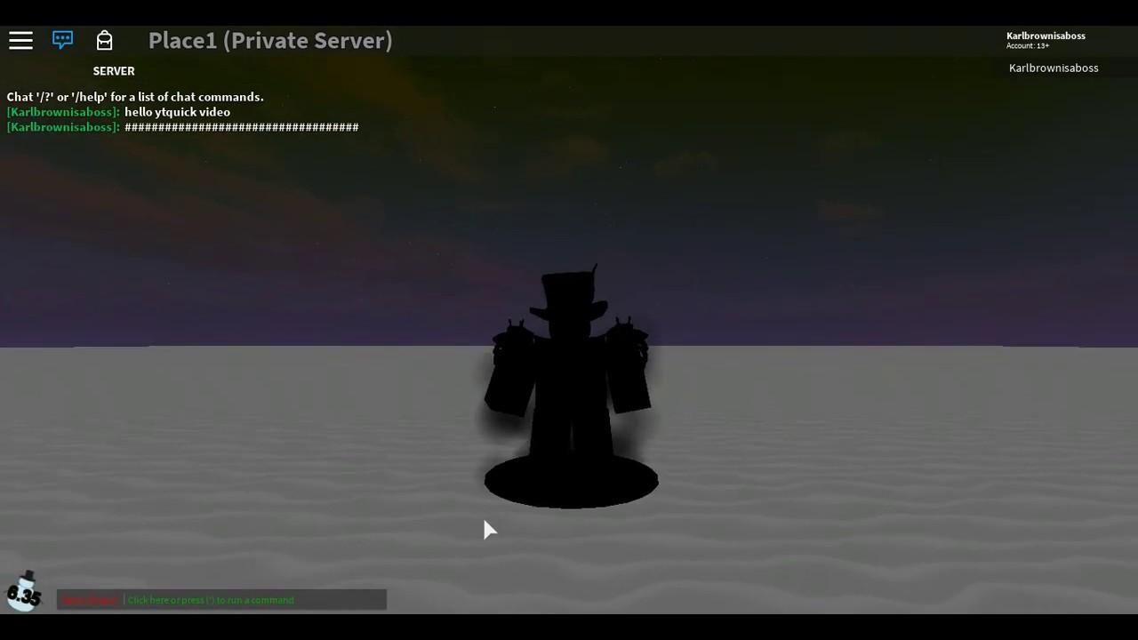 Roblox Ink Monster Script Fe Youtube