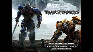 Transformers el ultimo caballero pelicula completa