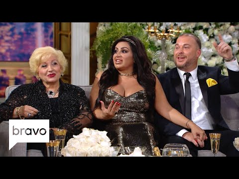 Mercedes Javid's Huge Wedding Ceremony Regret | Shahs Of Sunset: S7, Ep15 | Bravo