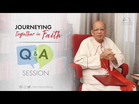 Archdiocese of Bombay - Q & A Session with His Eminence, Oswald Cardinal Gracias | Ep 48