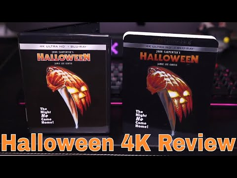 Halloween 4K Blu-Ray Review