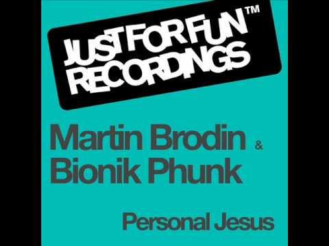 Bionik Phunk & Martin Brodin - Personal Jesus (Radio Edit)
