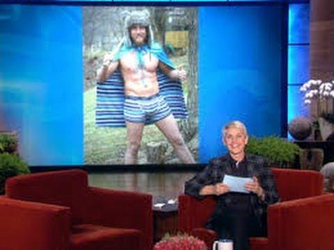Chris Pratt in Ellen underwear on Ellen from YouTube · Duration:  3 minutes 1 seconds