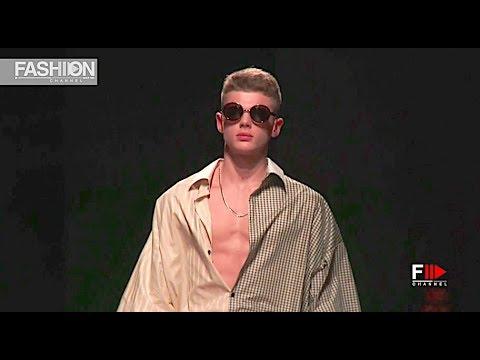 VITOR ANTUNES Sangue Novo Spring Summer 2019 ModaLisboa - Fashion Channel