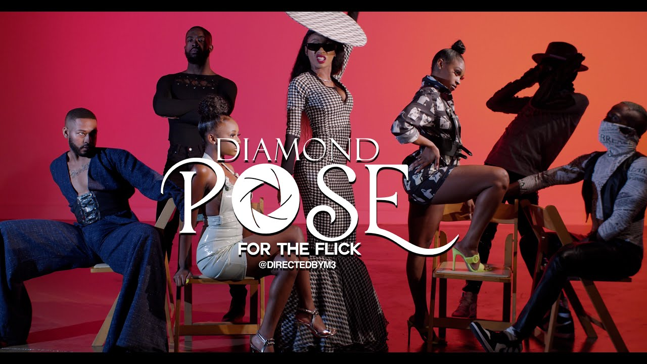POSE FOR THE FLICK - Diamond (Music Video)