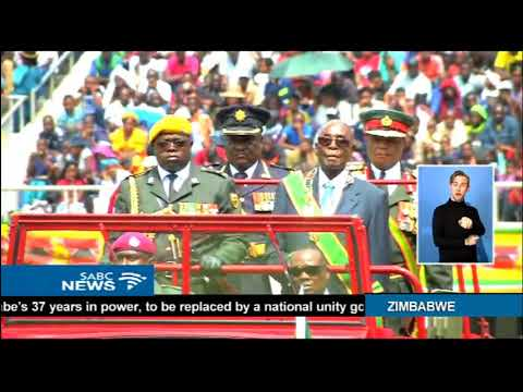 Calls mount for Mugabe to step down