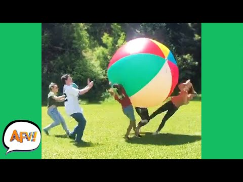 And They All FAIL Down! 😅😆 | Funny Videos | AFV 2020