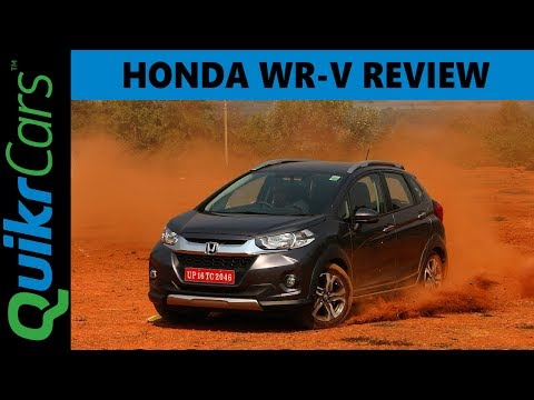 Honda WR-V Review in Detail | Pros and Cons | QuikrCars