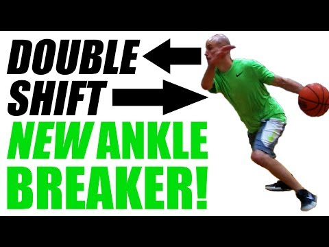 Double Shift: CRAZY Ankle Breaker Move Tutorial! Inside Out Variation