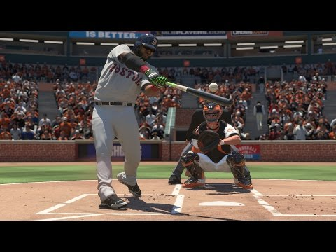 Can The Slowest Player In The Game David Ortiz Hit An Inside The Park Homerun | MLB 16 Challenge