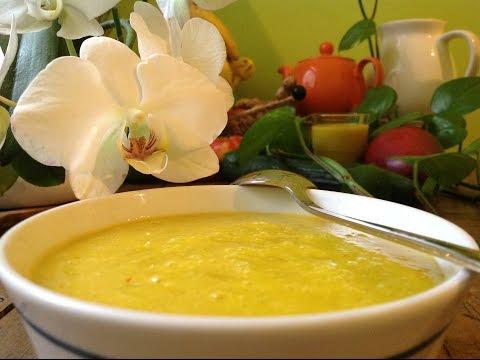 Cucumber Mango Soup Refined Recipe