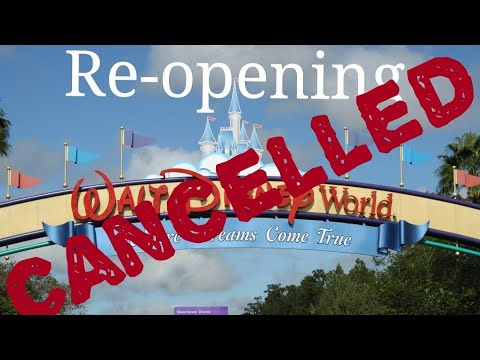 Disneyland Cancels Reopening Amid Covid-19 Spikes By: Joseph Armendariz