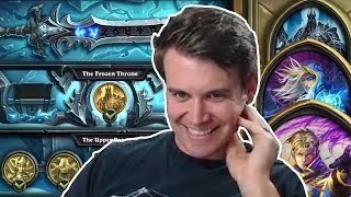 (Hearthstone) Defeating The Lich King: Priest and Mage