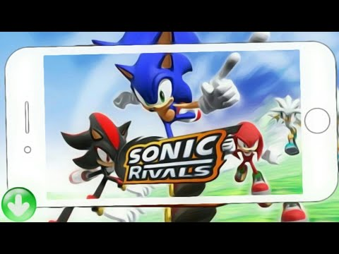 [50MB] Sonic Rivals Iso PSP Android