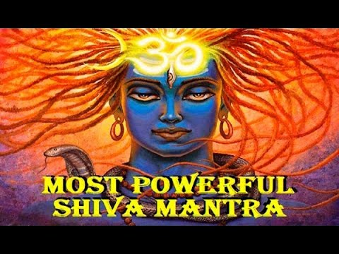 Mantra To Exorcise Evil Spirits & Ghosts | Most Powerful Shiva Mantra