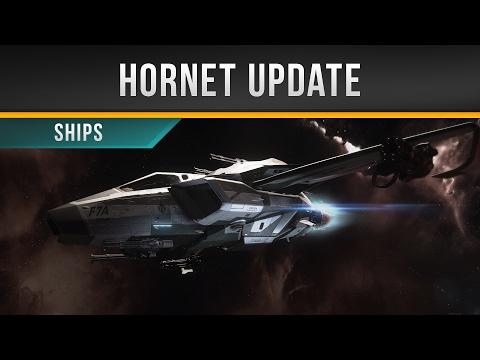 ✖ Star Citizen » Hornet Update
