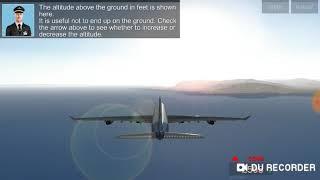 Extreme landings FIRST FLIGHT gameplay