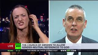 Sex and religion: God is going gender-neutral in Sweden (DEBATE)