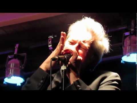 Blues in der Koslowski-Halle