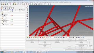 Roll cage side impact analysis