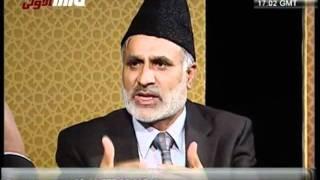 Why do Ahmadies keep short beard-persented by khalid Qadiani.flv