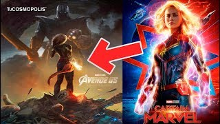 Mira Esto Antes De Ver Capitana Marvel