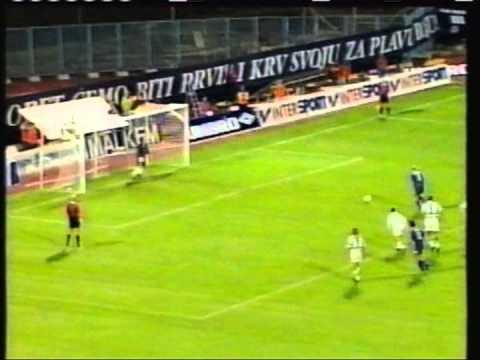 1998 August 26 Croatia Zagreb Croatia 3 Celtic Glasgow Scotland 0 Champions League Youtube