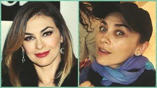 Aracely Arambula sin maquillaje (Secretos de belleza) / Famo...