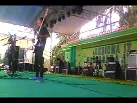 Cover lagu wali - Si Udin Versi rock by Patrick Band MA NURUL YAQIN