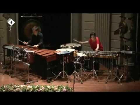 Joint Venture Percussion Duo | Goldrush - Jacob ter Veldhuis