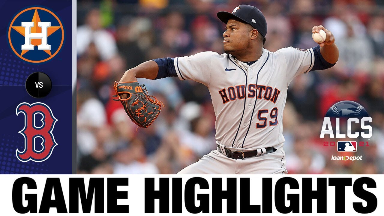 Download Astros vs. Red Sox ALCS Game 5 Highlights (10/20/21) | MLB Highlights