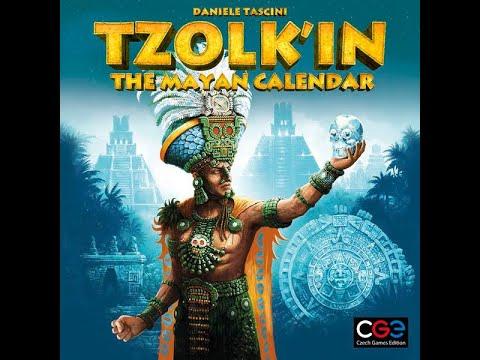 Tzolk In The Mayan Calendar Board Game Boardgamegeek