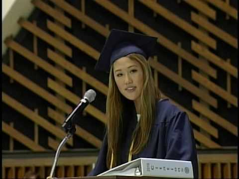 Detroit Country Day School Class of 2016 Commencement Speech - Rosanna Wong