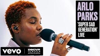 Gambar cover Arlo Parks - Super Sad Generation (Live) | Vevo DSCVR Artists to Watch 2020