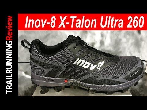 Inov-8 X-Talon Ultra 260 Preview - YouTube