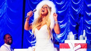 Mariah Carey - AWESOME Vocals In London! 'Highlights' (Christmas Tour 2018)