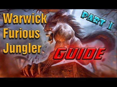 [Build Guide] How To Play Warwick Jungle [Season 4] - [1/3] TRYING TO HELP | League of Legends