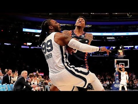 NBA Fights and Heated Moments (2019-20) *PART 3*