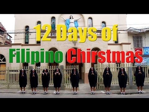 12 Days of Filipino Christmas