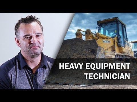 Job Talks - Heavy Equipment Technician: Shawn's Second Career As A Red Seal Technician