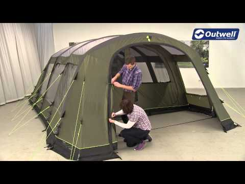 Outwell Tomcat Lp Tent Innovative Family Camping