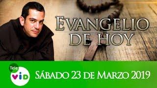 El Evangelio De Hoy Sábado 23 De Marzo De 2019 Lectio Divina Tele Vid Youtube