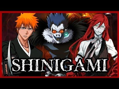 Shinigami in Anime