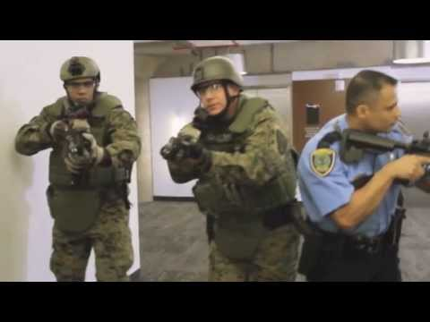 Albany County Sheriff-Active Shooter-Emergency Preparedness Month