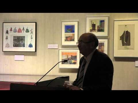 50th Anniversary of the Opening of McLuhan's Centre for Culture & Technology - Keynote, Part 1