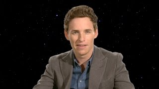 Actor Eddie Redmayne on Stephen Hawking's Links to NASA