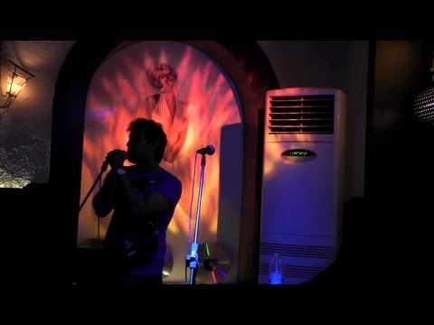 "Goan Artist "" Axel D'souza "" - Love the rainy night"
