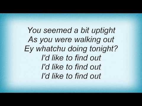 Spiderbait - Tonite Lyrics